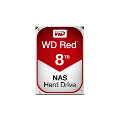 Western Digital Red - 8TB (NAS)