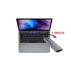 "Actie: Apple MacBook Pro 13"" Touch - 2,3GHz i5 - 16GB - 256GB"