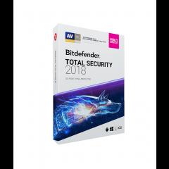 Bitdefender Total Security Multi Device 2018