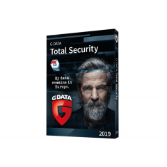 G Data Total Security 2019