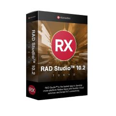 Embarcadero RAD Studio 10.2 Tokyo Professional