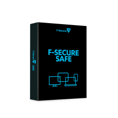 F-Secure SAFE - 1 apparaat (Radboud Universiteit Nijmegen en Fontys)