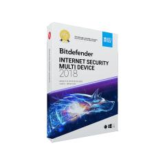 Bitdefender Internet Security Multi-Device 2018