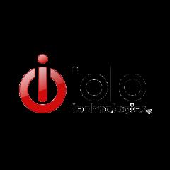 IOLO Drive Scrubber logo