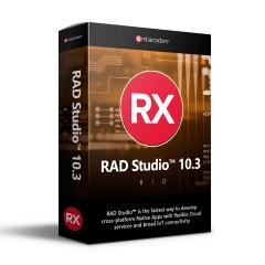 Embarcadero RAD Studio 10.3 Rio Architect
