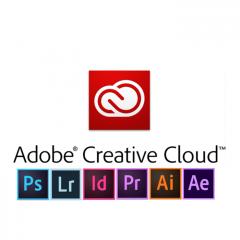 Adobe Creative Cloud met services - Medewerker