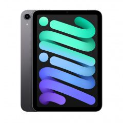 "Apple iPad mini (2021) -  8.3"" /  Wi-Fi + Cellular / 256GB / Spacegrijs"