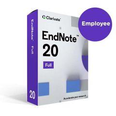 EndNote 20 (RU Nijmegen) medewerker