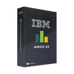 IBM SPSS Amos 25 Grad Pack Academic