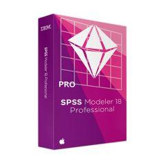 IBM SPSS Modeler 18 Professional voor Mac