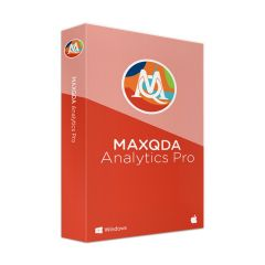 MAXQDA Analytics Pro - Studenten