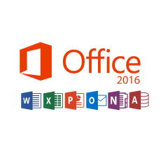 Microsoft Office Professional Plus 2016 – Windows – Medewerker