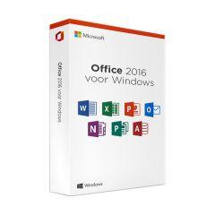 Microsoft Office Professional Plus 2016 – Windows – Medewerker