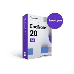 EndNote 20 medewerker