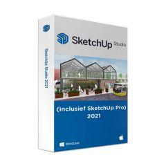 SketchUp Studio (incl. SketchUp Pro) 2021 - student