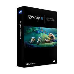 V-Ray voor Educatie