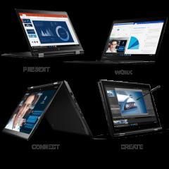 """Lenovo Thinkpad X1 Yoga - 14"""" / i7 / 16GB / 256GB (refurbished)"""
