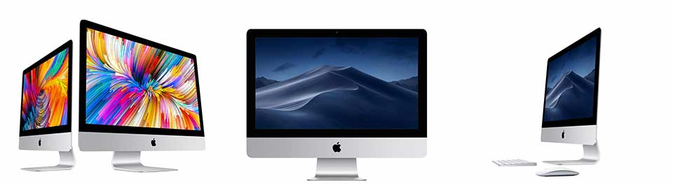 "iMac 21""  - 2.3 i5 DC - 8GB - 256GB SSD - Iris+  640"