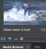 Adobe Premiere fragment