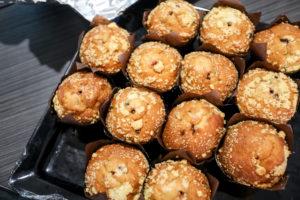 Muffins op het NK Office