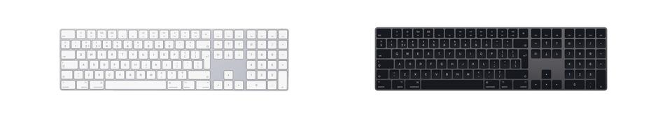 Apple Magic Keyboard met numeriek toetsenblok | SURFspot | 960 x 167 png 41kB