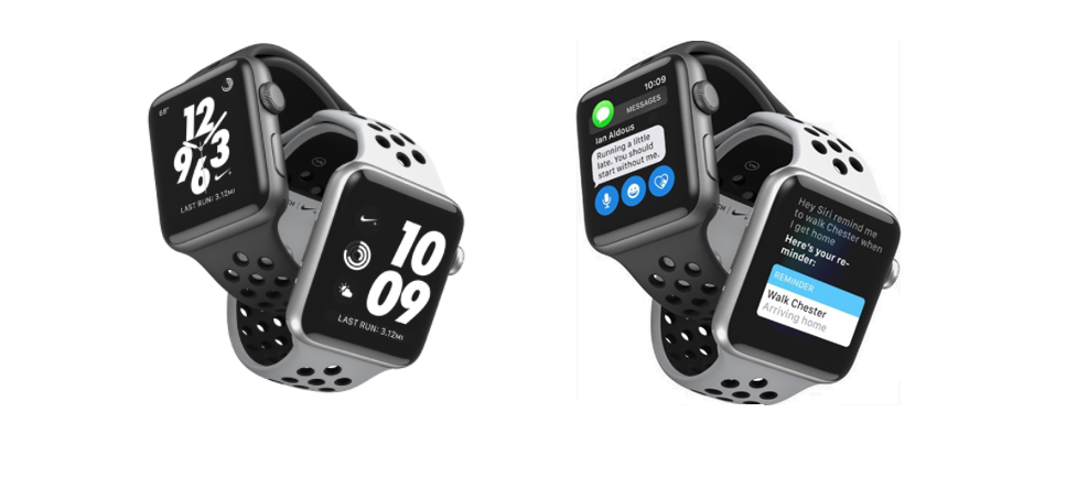 Apple Watch Series 3 Nike+ - 38 mm