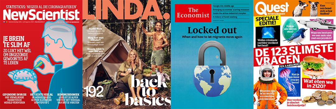 blendle tijdschriften