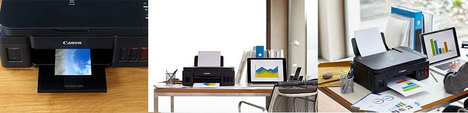 Canon PIXMA G3501 - printer