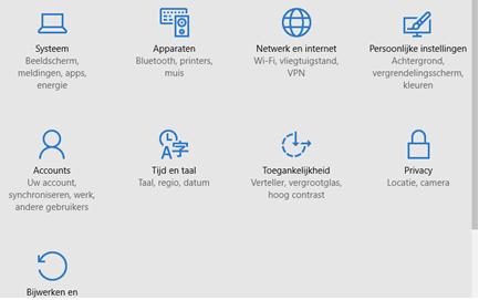 Windows 10 upgrade education medewerker